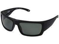 Spy Optic Rover Soft Matte Black Happy Gray Green Polar Fashion Sunglasses