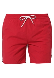 Lyle And Scott Swimming Shorts Royal Red