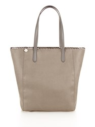 Stella Mccartney Falabella Faux Suede Tote Bag