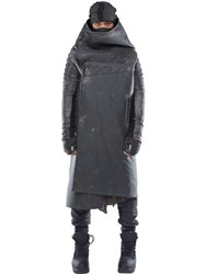 Demobaza Forester Washed Neoprene Coat