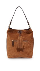 Frye Clara Hobo Bag Brown