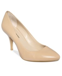 Inc International Concepts Women's Zitah Pointed Toe Pumps Only At Macy's Women's Shoes