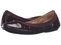 Bandolino Edition Dark Wine Women's Flat Shoes Multi
