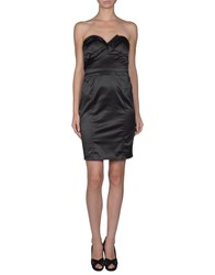 Phard Dresses Short Dresses Women Black