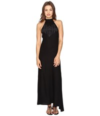 Billabong Wandering Moon Dress Black Women's Dress