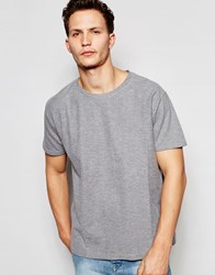 Dr. Denim Dr Denim Russ T Shirt Grey Reverse Grey Reverse
