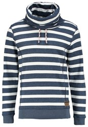 Tom Tailor Sweatshirt Dark Denim Blue Dark Blue