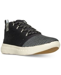 Under Armour Men's 24 7 Mid Casual Sneakers From Finish Line Black Stone Black