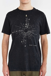 Project Social T Planetary Coordinates Tee Black