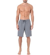 Derek Rose Marlowe Shorts Charcoal
