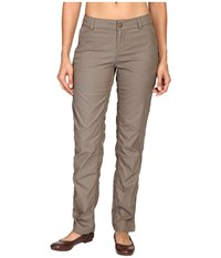 The North Face Aphrodite Straight Pants Weimaraner Brown Heather Women's Casual Pants
