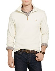 Polo Ralph Lauren Ribbed Cotton Pullover Guide Cream