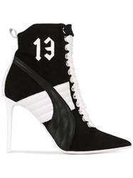 Puma Rihanna High Heel Sneakers Black
