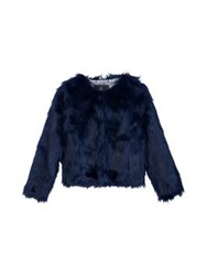 Unreal Fur Unreal Dream Jacket Navy
