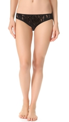 Hanky Panky Signature Lace Bikini Briefs Black