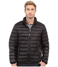 Tumi Patrol Packable Travel Puffer Jacket Black Men's Coat