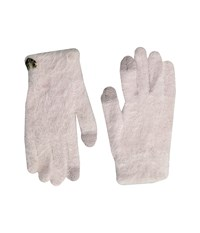 Betsey Johnson Do Me A Solid Soft I Touch Gloves Petal Extreme Cold Weather Gloves Pink
