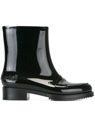Kartell No21 Loves Rain Boots Black