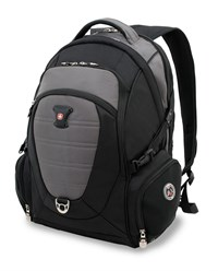 Wenger 17 Laptop And Tablet Backpack Black