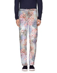 Mosaique Trousers Casual Trousers Men