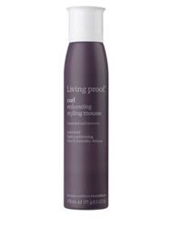 Living Proof Curl Enhancing Styling Mousse 6 Oz. No Color
