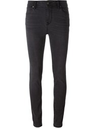Burberry Skinny Jeans Black