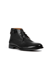 Paul Smith Shoes Leather Desert Boots