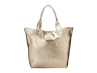 Seafolly Carried Away Glimmer Tote Gold Tote Handbags