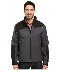Cinch Color Blocked Bonded Jacket Gray Men's Coat