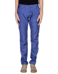 Blauer Casual Pants Purple