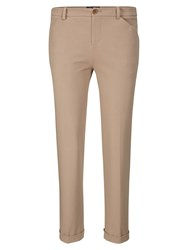 Marc O'polo Frovi Trousers In Chino Style Brown