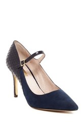 Louise Et Cie Footwear Ione Mary Jane Pump Blue