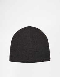 Esprit Fleece Lined Beanie Grey