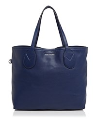 Marc Jacobs The Dual Shopping Tote Dark Blue