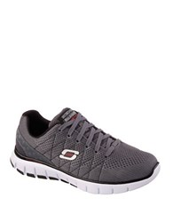 Skechers Sketch Flex Relaxed Fit Sneakers Charcoal