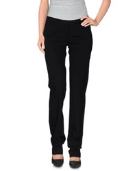 Alysi Trousers Casual Trousers Women Black