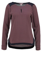 Anna Field Blouse Rust Peacoat Red