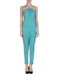 Giorgia And Johns Pant Overalls Light Green