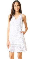 Minkpink Castaway Dress White