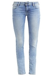 Teddy Smith Slim Fit Jeans Blue Denim