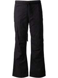 Dosa Straight Trousers Black
