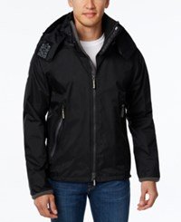 Superdry Men's Hooded Hiker Jacket Black