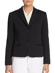 M Missoni Micro Quilted Blazer Charcoal