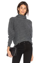 Stateside Turtleneck Sweater Grey