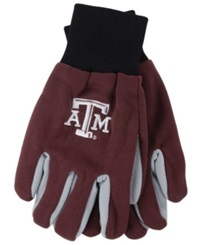 Forever Collectibles Texas A And M Aggies Palm Gloves