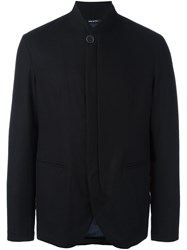 Giorgio Armani One Button Jacket Black