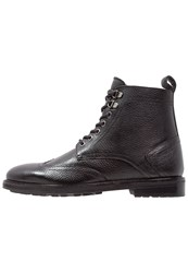 Tiger Of Sweden Charly Laceup Boots Black