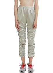 Baserange Nador Ruched Pants Blue