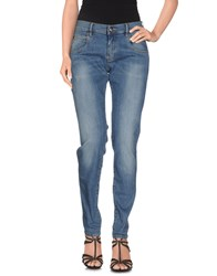 Barbara Bui Denim Denim Trousers Women Blue
