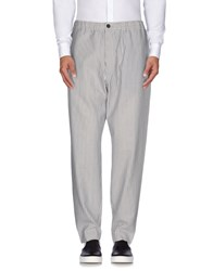 Hentsch Man Trousers Casual Trousers Men Grey